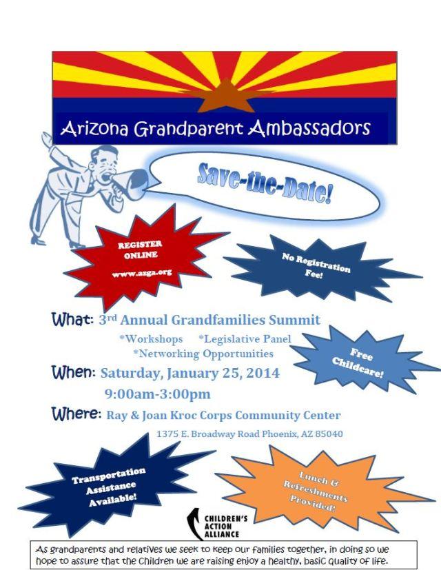 AZ grandparent ambassitors