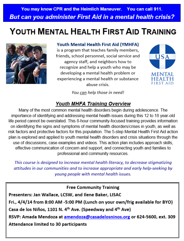 youth mental health