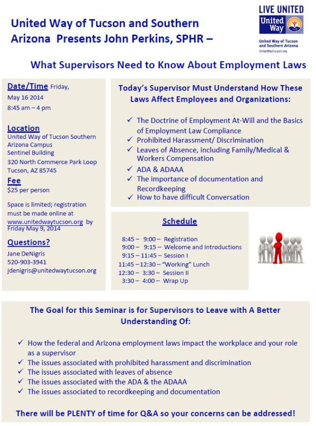 supervisors training