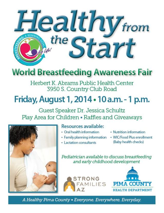 breastfeeding fair