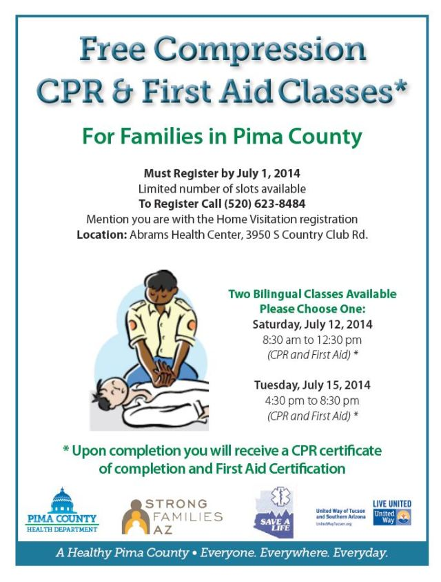 CPR classes updated