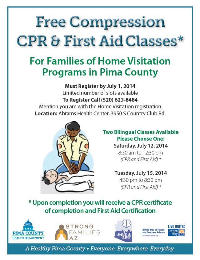 PCHD CPR