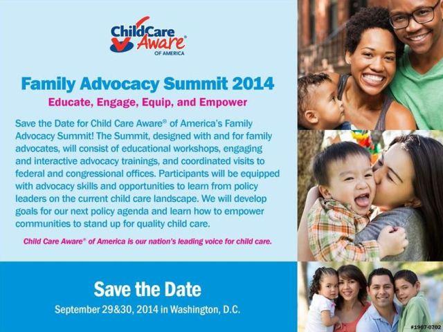 family advocacy summit