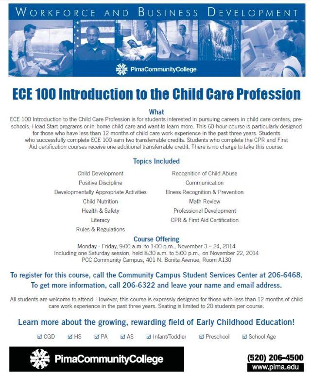 ECE 100 course