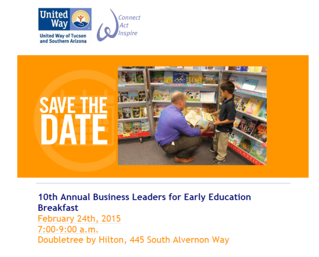 business breakfast- 10th annual