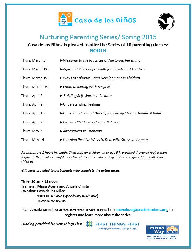 nurturing parenting 2015