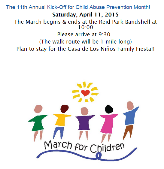march for children