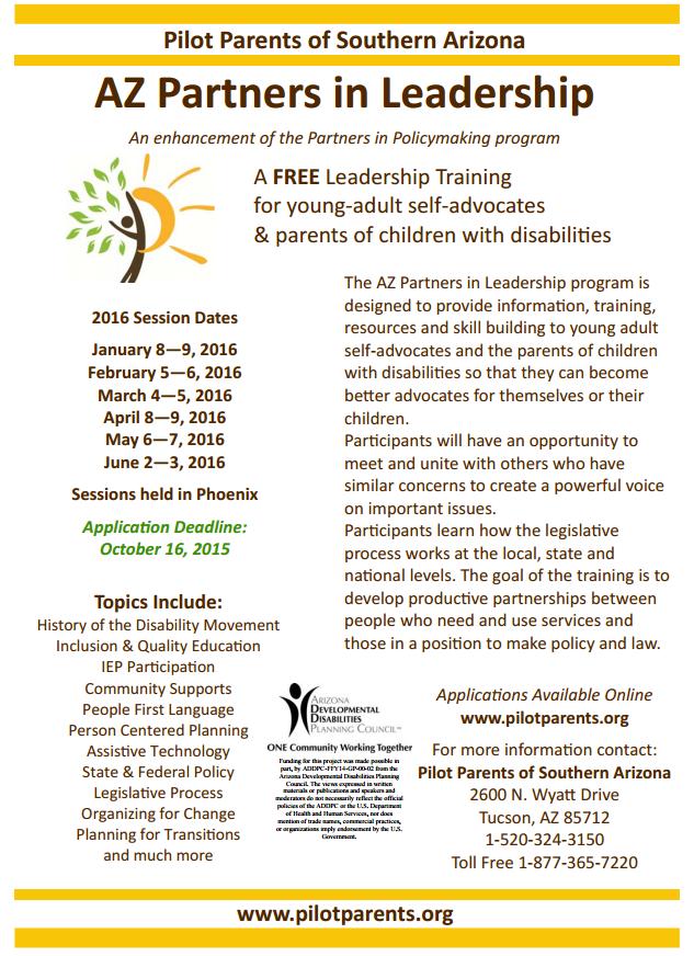 AZ Partners in Leadership