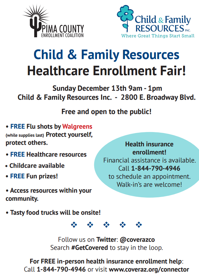 CFR Healthcare Enrollment Fair
