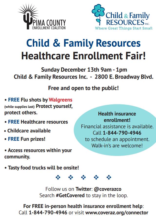 CFR Healthcare Enrollment Fair