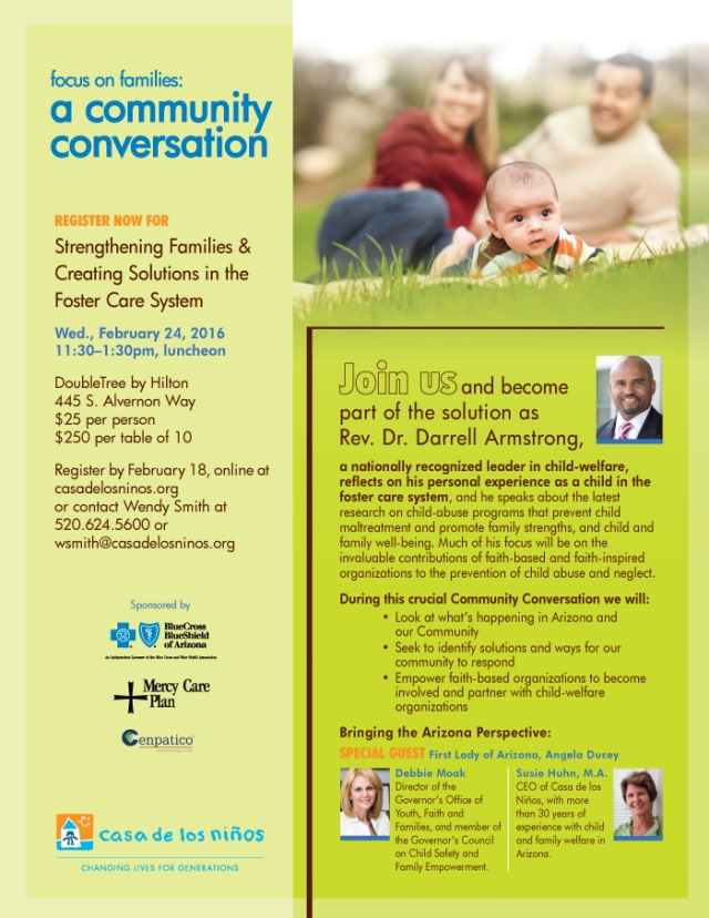 Strengthening Families and Creating Solutions in the Foster Care System