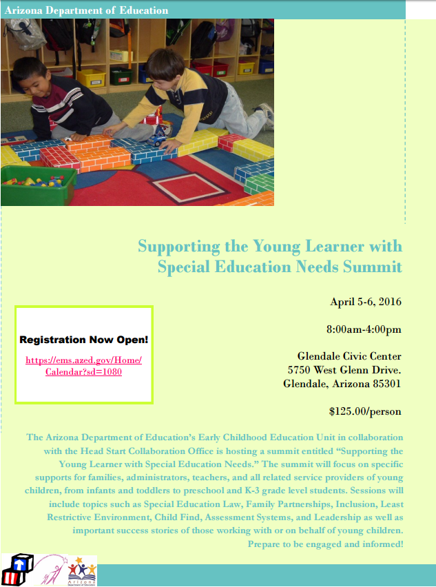 Supporting the Young Learner summit