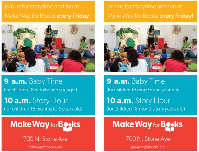 MWFB Storytime flyer
